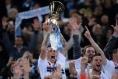 Napoli a castigat cupa Italiei invingand pe Fiorentina la Roma