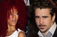 Colin Farrell si Rihanna au luat cina impreuna