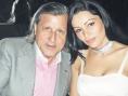 Ilie Nastase si partenera sa au participat la nunta regala din Monaco