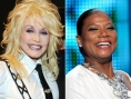 Dolly Parton va juca intr-un film alaturi de Queen Latifah