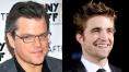 Matt Damon si Robert Pattinson vor inmana premii la Globurile de Aur 2011