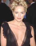 Sharon Stone are un diamant negru pe care se gaseste numele ei