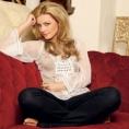 Monica Dascalu Este Femeia Cu Cei Mai Frumosi Ochi Din Showbiz