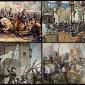1337-1453: Razboiul de 100 de ani