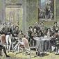 1814, septembrie -1815, iunie: Congresul de la Viena
