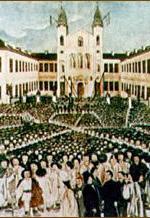 1883 - octombrie: Aderarea Romaniei la Tripla Alianta