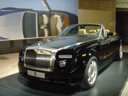 2009 Rolls Royce Phantom Coupe