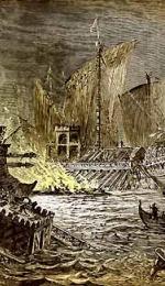 31 I.H. - Batalia de la Actium