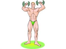 Alimentatia si greutatea optima a sportivilor