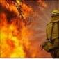 Aparitia servicului de pompieri
