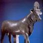 Apis, taurul sacru al egiptenilor