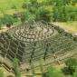 Borobudur, templul budist de la Magelang
