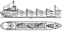 Cargouri pentru marfuri generale