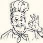 Cartofi cu branza si smantana, gratinati