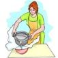 Ciuperci la cuptor