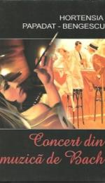 Concert din muzica de Bach Rezumat