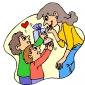 Consilierea parintilor ai caror copii invata despre drepturile omului