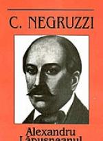 Costache Negruzzi - Alexandrul Lapusneanul