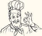 Cotlet de porc cu sos de smantana