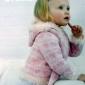 Cum sa crosetam o jacheta groasa cu gluga pentru copilul nostru