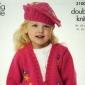 Cum sa crosetam un pulovar, caciula si sosete cu torsade copilului nostru