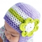 Cum sa tricotam in relief o caciulita  pentru copilul nostru