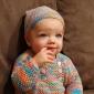 Cum sa tricotam in relief un pulover cu gluga  pentru copilul nostru