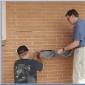 Cum se inlocuiesc una sau mai multe caramizi dintr-o zidarie