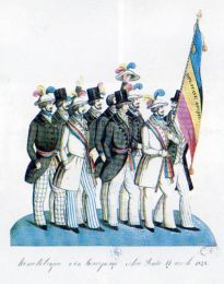 Desfasurarea revolutiei de la 1848-1849 in Bucovina