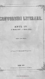 Epigonii de Mihai Eminescu - comentariu literar