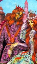 Eseu despre relatiile dintre doua personaje care apartin unui basm cult studiat