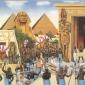 Evenimente Istorice - cca 3200-3000 I.H. - Intemeierea regatului egiptean