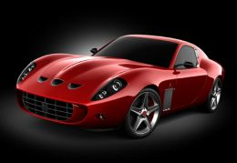 Ferrari 599 GTO 2009
