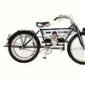Inventia motoscuterului