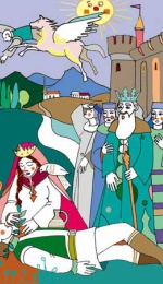 Ion Creanga Povestea lui Harap-Alb - rezumat