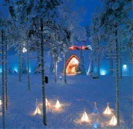 Laponia, taramul lui Mos Craciun