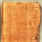 Legenda papirusului si a pietrei fermecate