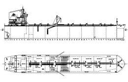 Nave pentru transportat produse petroliere in vrac - petroliere