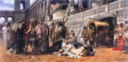Nero si cel mai celebru incendiu din istoria Romei