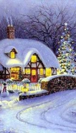 Noapte de decembrie - Referat