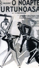 O noapte furtunoasa de I.L.Caragiale - Comedie in doua acte