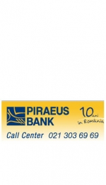 Piraeus Bank de 10 ani in Romania