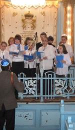 Rabini ai Cultului Mozaic din Romania