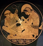Raporturile politice din Grecia in perioada lui Epaminonda