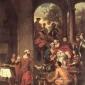 Razboiul impotriva samnitilor purtat de romanii condusi de generalul Dentatus