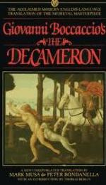 Referat - Decameronul de Giovanni Boccaccio