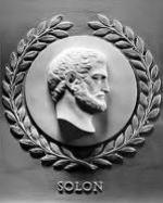 Referat despre legislatorul grec Solon