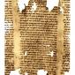 Referat despre manuscrisele din Qumaran si talmudul - prima parte