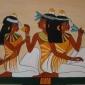 Referat despre pictura egipteana - prima parte
