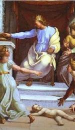 Referat despre Saul David si Solomon - a patra parte
